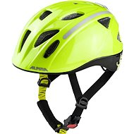 Kerékpáros sisak Alpina Ximo Flash Be Visible Reflective 47-51 cm