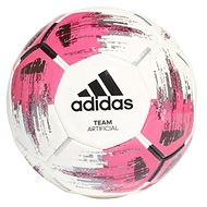 Adidas TEAM Artificial, WHITE/SHOPNK/BLACK/SI - Futball labda