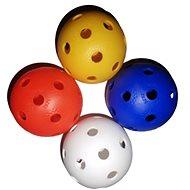 Arex floorball labdák (4 db) - kevert színek - Floorball labda