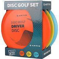 Artis Disc Golf Set - Discgolf készlet