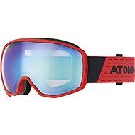 Atomic Count Stereo Red - Síszemüveg