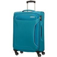 American Tourister HOLIDAY HEAT SPINNER 67 Petrol Green - TSA záras bőrönd