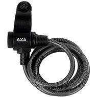 AXA Rigid 180/8 kulcsos átlátszó antracit - Zár