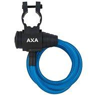 AXA Zipp 120/8 kulcsos kék - Zár
