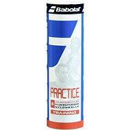 Babolat Practice white - Tollaslabda