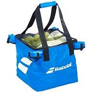 Babolat Ball Basket blue - beltéri - Edzőfelszerelés