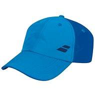 Babolat Cap Basic Logo JR blue aster méret UNI - Baseball sapka