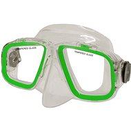 CALTER búvárszemüveg, SENIOR 229P, zöld - Búvárszemüveg