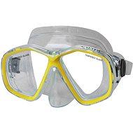 CALTER búvár szemüveg és búvármaszk JUNIOR 276P, sárga - Búvárszemüveg