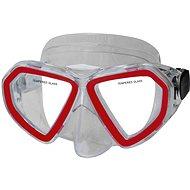 CALTER búvármaszk és búvárszemüveg KIDS 285P - piros - Búvárszemüveg