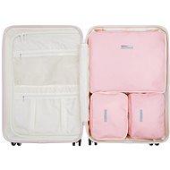 Suitsuit Perfect Packing system védő készlet M méret Pink Dust - Packing Cubes