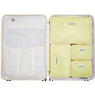 Suitsuit Perfect Packing system csomagkészlet, L méret, Mango Cream - Packing Cubes