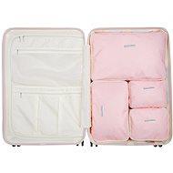 Suitsuit csomagkészlet Perfect Packing system L méret Pink Dust - Packing Cubes