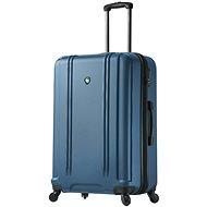 Mia Toro Baggi M1210/3 L - kék - TSA záras bőrönd