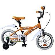 """Olpran Bars 14"""" korall - Gyerek kerékpár"""