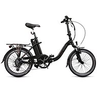 Agogs LowStep fekete 11Ah - Elektromos kerékpár