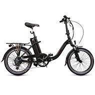 Agogs LowStep fekete 16Ah - Elektromos kerékpár