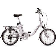 Agogs LowStep ezüst 16Ah - Elektromos kerékpár