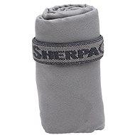 Sherpa Dry Towel grey - Törölköző