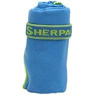 Sherpa Dry Towel kék S - Törölköző