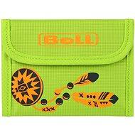 Boll Kids Wallet Lime - Gyerek pénztárca