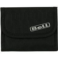 Boll Deluxe Wallet Black/Lime - Pénztárca