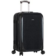 Sirocco T-1159/3-L PC - fekete - TSA záras bőrönd