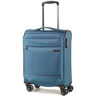 Rock TR-0161/3-S - kék - TSA záras bőrönd