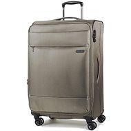 Rock TR-0161/3-M - bézs - TSA záras bőrönd