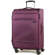 Rock TR-0161/3-M - lila - TSA záras bőrönd