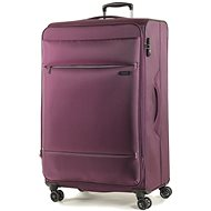 Rock TR-0161/3-L - lila - TSA záras bőrönd
