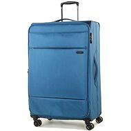 Rock TR-0161/3-L - kék - TSA záras utazóbőrönd