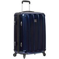 Sirocco T-1162/3-L ABS/PC - kék - TSA záras bőrönd