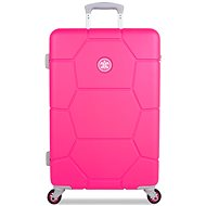 Suitsuit TR-1248/3-M ABS Caretta Hot Pink - Bőrönd
