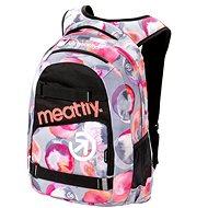 Meatfly Exile 3 Backpack, F - Városi hátizsák