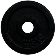 Brother 1,25 kg fekete - 25 mm - Súlytárcsa