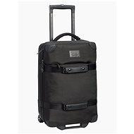 Burton Wheelie Flt Deck True Black Ballistic - Bőrönd