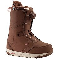 Burton LIMELIGHT BOA BROWN SUGAR - Snowboard cipő