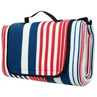 Calter Quod piknik, kék-piros csíkos - Piknik takaró