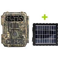 OXE Panther 4G + napelem + 32GB SD kártya - Vadkamera