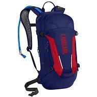 CamelBak MULE Pitch Blue/Racing Red - Kerékpáros hátizsák