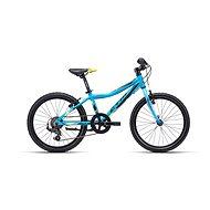 """CTM JERRY 1.0, kék/sárga, mérete 11"""" - Gyerek kerékpár 20"""""""