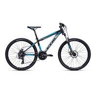 "CTM TERRANO 2.0, fekete/kék, mérete M/16"" - Női mountain bike 26"""