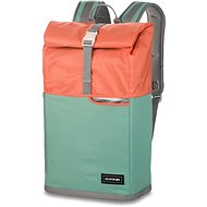 Dakine Section Roll Top Wet/Dry 28L Green - Városi hátizsák
