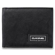 Dakine Riggs Coin Wallet BLACK fekete színű