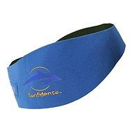Aquabands felnőtteknek, kék - Neoprén fejpánt