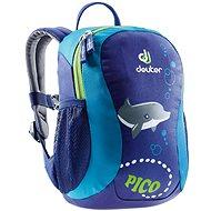 Deuter Pico indigo-turquoise - Gyerek hátizsák