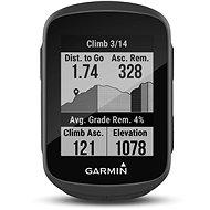 Edge 130 Plus - Kerékpáros navigáció
