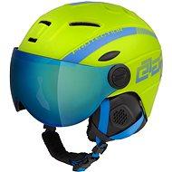 Etape Rider Pro Lime/Kék Matt, 53 - 55 cm-es méret - Sísisak