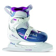 Fila J-One G Ice HR White / Light Blue - Gyerek jégkorcsolya
